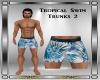 Tropical Swim Trunks 2