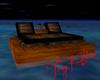 deckchair water Paradise