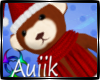 A| Christmas Teddy