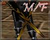 Golden Seraphim Swords