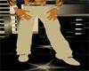 (CB) Cream Pants
