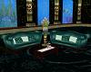 Underwater Ballroom Sofa