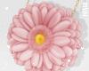 n| Flower Purse Pink