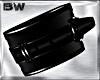 Black PVC Armbands