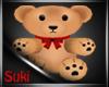 Suki teddy bear