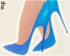 |L Blue Pumps