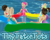 Animated Pool Float Kids