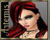 :Artemis:Ariana Red/Blck