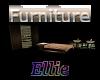 Elegant Massage Table