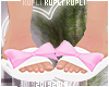 $K  Princess Slippers