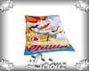 :L:Olaf Beach Kiss Towel