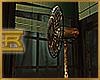 R. Animated Rusty Fan