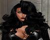 Black wGlitter Hair