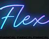 Flex Neon Sign