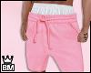 BM| Pink Shorts