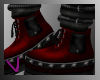 [ves]B red boots