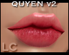 LC Quyen Smudged Lips