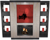 Elite Wall Fire Place