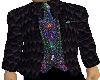 Snakeskin Suit Jacket