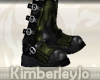 Aviator Boots In OD F