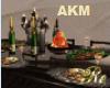 AKMClassic Dinner 8 prsn