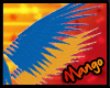 -DM- Parrot Ara Wings