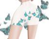 N. Butterfly Skirt