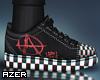 Az. Chess Rebel Sneakers