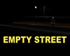SMALL EMPTY STREET