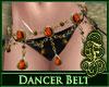 Dancer Belt Fire Opal