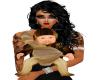 baby pack brown fit