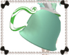 RS~Minty Teacup Skirt