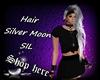 Hair Silver Moon SIL