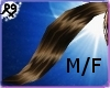 Brown Wolf Tail M/F