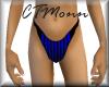 CTM Bikini Bottom (Blue)