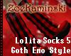 First Lolita Socks 5