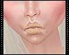 *CC* Gold lip gloss