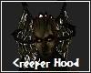 Creeper Claw Hood