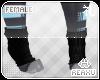 . Black Socked Paws