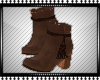 � Tassle Ankle Boots