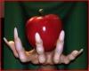 poison apple background