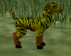 Camouflage Tiger Goat