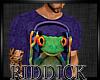 *r*dj frog