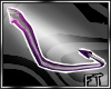 Wht&Prpl Dragon Tail[FT]