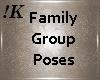 !K!  Family Group Pose