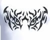 Tribal Tiger Print White