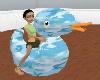 Camo Rubber Duckie2
