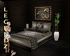 Zephy Country Bed