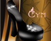 Cym Diamond Black