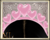 Valentine Crown hearts